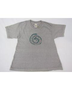 "Earth Creations T-Shirt ""Organic Tattoo"", Ash"