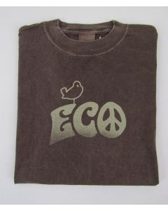 "Earth Creations T-Shirt ""Eco Bird"""