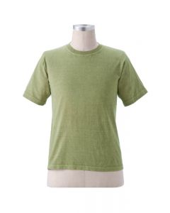 Earth Creations Short Sleeve T 100% Organic Cotton, Clay Dyed, Blank