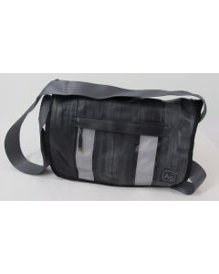 "Alchemy Goods ""Pine"" Messenger Bag, Ash/Black"