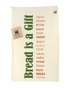 ECOBAGS 100% Organic Cotton Bread Gift Bag