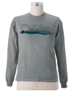 "Earth Creations Long Sleeve T-Shirt ""Landscape"""