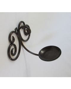 UstaBees Wrought Iron Candle Holder