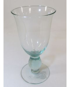 Tall Glass Water Goblet 8 - 12 oz