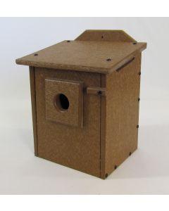 Stonewood Mfg Wren/Chickadee House