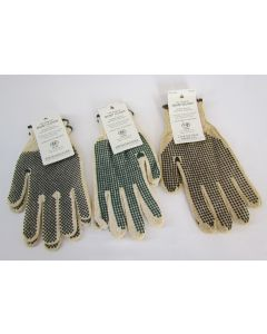 Hemp Hands Gloves with PVC Gripping Dots