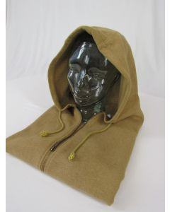 High Grade Apparel Zip Front Hoody, Hemp/Organic Cotton