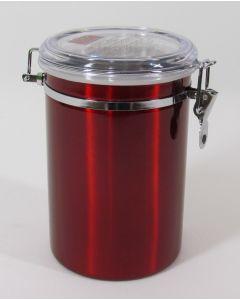 OGGI Stainless Steel Storage Jar w/silicone gasket