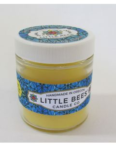 Little Bees 4 oz Candle in Glass Jar