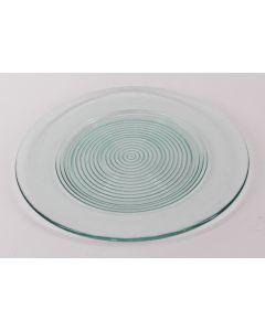 """Dinner Plate / Platter """"Rings"""""""