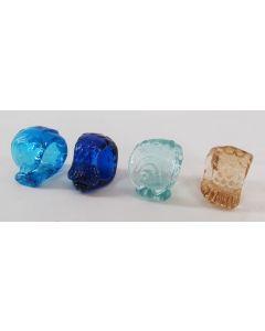 Aurora Glass Fish Napkin Ring