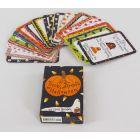 52 Tricks and Treats for Halloween Card Deck by Lynn Gordon