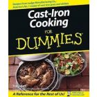 Cast Iron Cooking For Dummies, by Tracy Barr