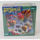 World's Most Difficult, Double-Sided, Jigsaw Puzzle – Balloon Crazy